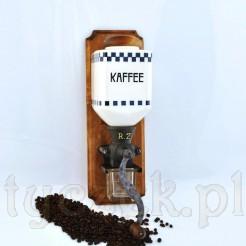 KAFFEE młynek do mielenia kawy z przełomu XIX i XX wieku