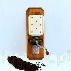 PeDe znakomity młynek do mielenia kawy w ziarenkach z regulacją grubości!