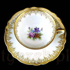 Cudowna filiżanka porcelanowa