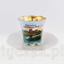 Porcelanowa filiżanka - suwenir NEIDENBURG