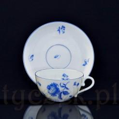 Cudowna filiżanka porcelanowa marki Rosenthal