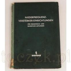 Zabytkowa książka Siemens Halske