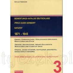 Katalog Niemann z cenami orderów- DUŻY FORMAT a4