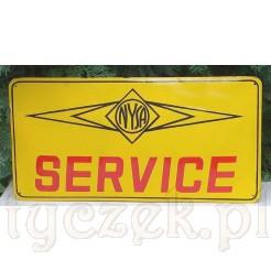Nysa Service Szyld