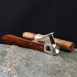 Piękny przedwojenny obcinacz cygarowy