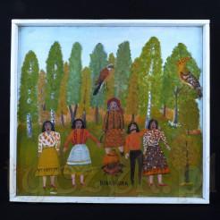 Romska codzienność na obrazie Anny Binkuńskiej.