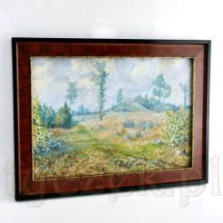 przepiękne czeskie malarstwo