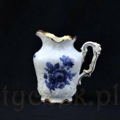 porcelanowy mlecznik z końca XIX wieku