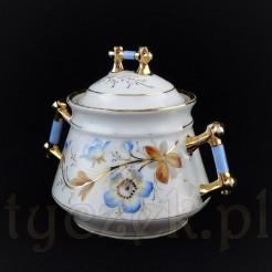 OHME cukierniczka porcelanowa o pięknej formie