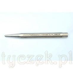 Reklamowy ołówek ze srebra z grawerowanym napisem branży petro-chemicznej