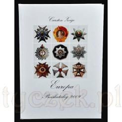 Zeige Orden Europas Ordery Europy Katalog