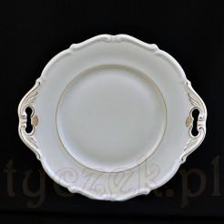 Śląska kremowa porcelana z wałbrzyskiej wytwórni CT