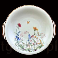 Kolekcjonerska ŁĄCZKA na kremwoej porcelanie - ecru Bavaria