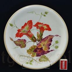 Okazała patera Rosenthal Godesberg z porcelany ecru