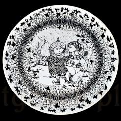 Dekoracyjny wyrób kolekcjonerski ze szlachetnej wytwórni Rosenthal