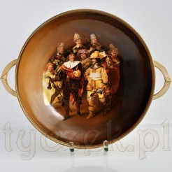 Kolekcjonerska patera z kolekcji dawnych mistrzów