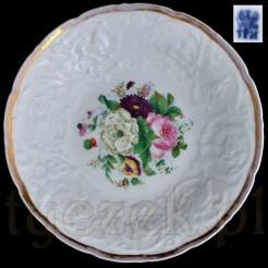 Wyjątkowe tłoczenia na porcelanie z ok 1850 roku