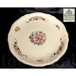 Rosenthal Chippendale ptaera porcelana