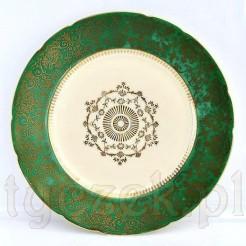 Luksusowa wersja patery z porcelany Wałbrzyskiej KPM Royal
