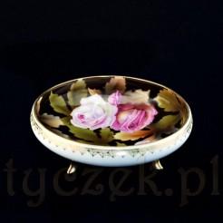 Porcelanowa miseczka w róże