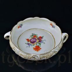Wyjątkowy przedmiot ze znakomitej tułowickiej porcelany