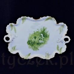 Porcelanowa tacka marki Rosenthal