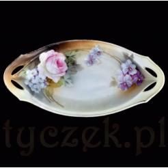 Secesyjna porcelana śląska z fabryki RS Tillowitz