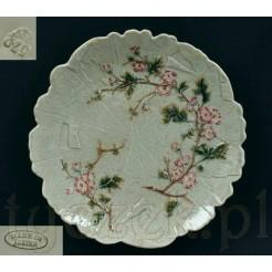 Sygnowany antyk z ceramiki Austriackiej