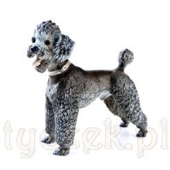 Figurka psa ręcznie malowana - handgemalt