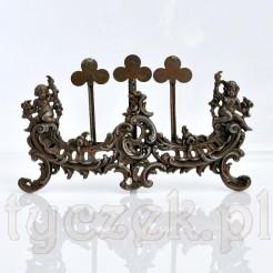 Wyjątkowa ramka na zdjęcia w stylu barokowym