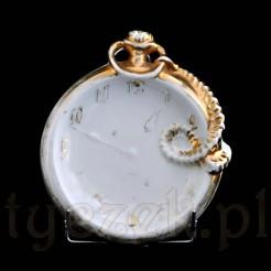 Stylowy zegarek kieszonkowy idealny jako podstawek pod Twój zegarek