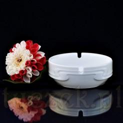 Porcelanowa popielnica znanej wytwórni Rosenthal w Niemczech