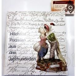 Monografia o cenionej porcelanie z manufaktury w Hochst