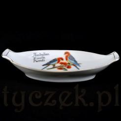 Porcelanowa paterka marki Opalne