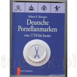 Deutsche Porcellanmarken Robert E. Roentgen