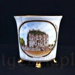 Eremitagen - widokowa porcelana pamiątkarska