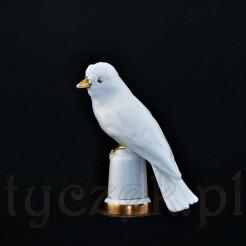 Kolekcjonerska porcelanowa figurka ptaka