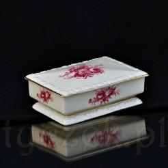Unikatowy, przepiękny przedmiot ze znamienitej wytwórni porcelany Rosenthal