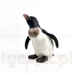 Pełnoplastyczna figurka pingwina marki ROSENTHAL