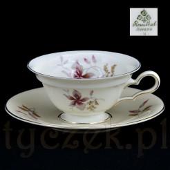 Filiżanka ze spodkiem - porcelana Rosenthal Bavaria
