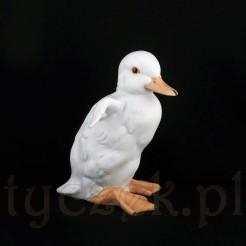 Kaczątko z porcelany biskwitowej ROSENTHAL