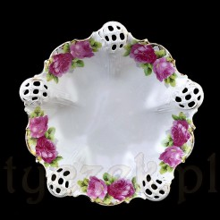 Elegancja i różany szyk na porcelanie Rosenthal