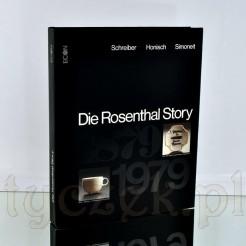 Die Rosenthal Story 1879 - 1979 piękny album - monografia marki
