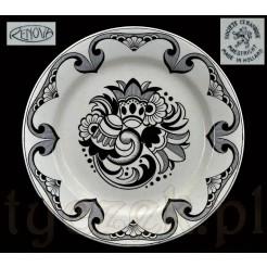Dekoracyjny talerz z Maastricht - antyk