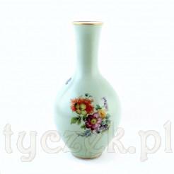 Seledynowy wazon marki Rosenthal