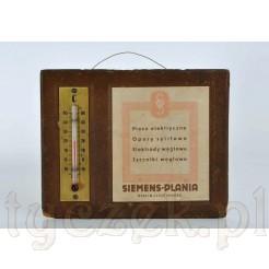 Reklamowy termometr Siemens