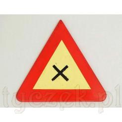 Tablica - miniatura znaku drogowego Hirschberg