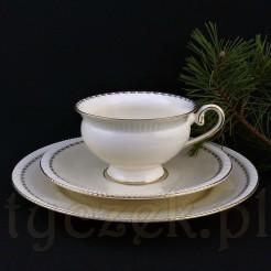 Subtelna i elegancka porcelanowa śniadaniówka