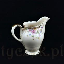 Żarska galanteria porcelanowa do śmietanki