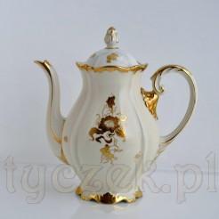 Zabytkowy dzbanek porcelanowy marki Sorau - dawne Żary